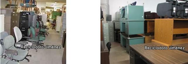 compra de muebles de oficina y mobiliario de oficina usado